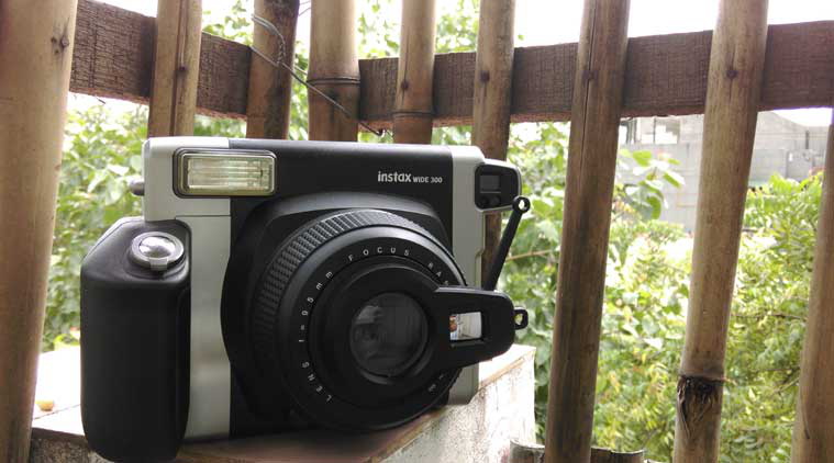 Fujifilm Instax Wide 300 review: The fun camera, just don't get