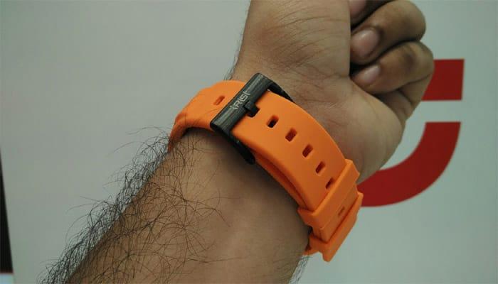 Intex, Intex Smartwatch, Intex Smartwatch price, Intex Smartwatch features, Intex Smartwatch India launch, Intex Smartwatch availability, tech news, tech news today, MWC Shanghai 2015, Smartwatch, Smartwatch launch, technology,