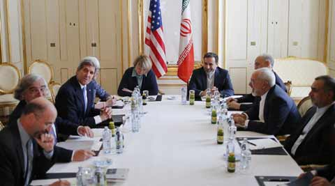 Iran, Iran nuclear deal, iran nuclear talks austria, Iran nuke deal, Iran nuclear talks, Iran nuke talks, Iran nuclear programme, Iran nuclear program, iran sanctions, us iran, iran us, iran us sanctions, us sanctions iran, iran news, us news, world news, austria news, indian express