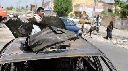 Iraq: Suicide car bomb kills at least 80 at end of Ramadan
