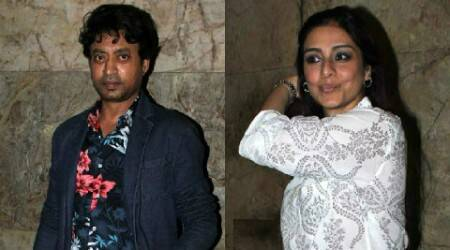 Irrfan Khan, Tabu's 'Talvar' to premiere at Toronto International Film Festival