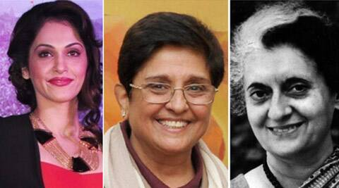 isha koppikar, Kiran Bedi, Indira Gandhi, entertainment news