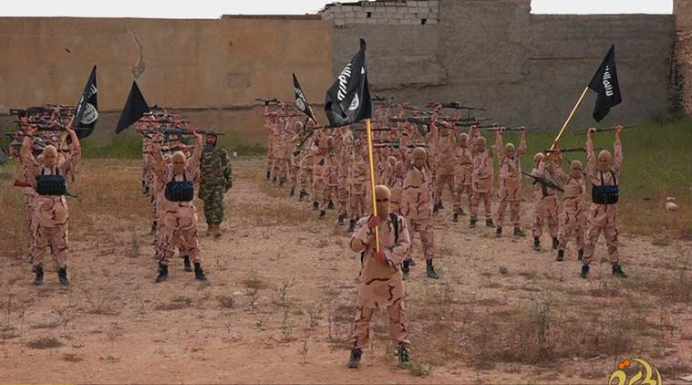 ISIS recruits come from over 100 nations: Russia security chief