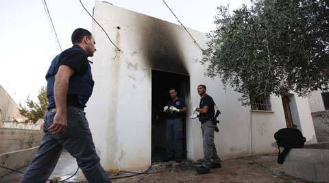 West Bank: Palestinian child killed, homes torched in suspected Jewish attack