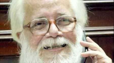 Supreme Court notice to Kerala on ex-ISRO scientist'sappeal