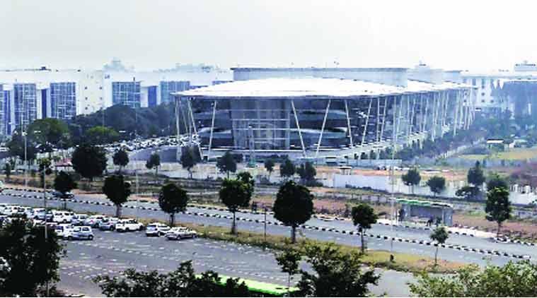 industrial policy, Information Technology hub, Rajiv Gandhi Chandigarh Technology Park, Tech Mahindra, Chandigarh news, punjab news, haryana news, india news, nation news, news