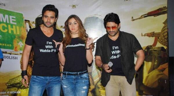 Welcome to Karachi, Welcome to Abu Dhabi, Jackky Bhagnani, Arshad Warsi, Lauren Gottileb, Vashu Bhagnani, Welcome to Karachi Cast, Welcome to Karachi Sequel, Welcome to London, Welcome to Abu Dhabi Movie, Entertainment news