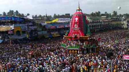 UAVs, 20,000 cops to keep eye on rath yatra