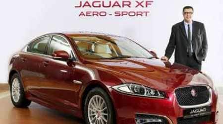 Jaguar India launches XF AeroSport