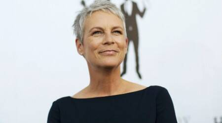 Jamie Lee Curtis makes surprise EVO appearance