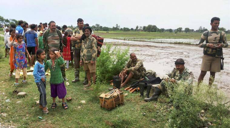 Flash floods, jammu Flash floods, jammu floods, jammu rain floods, rain flood jammu, jammu & Kashmir, jammu flood deaths, india news, nation news