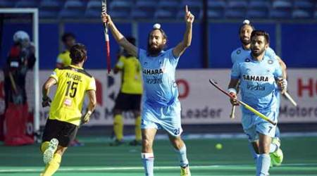 Hockey India, India hockey, hockey world league, india vs malaysia hockey, india hockey team, india hockey squad, sardar singh, jasjit singh, hockey news, hockey