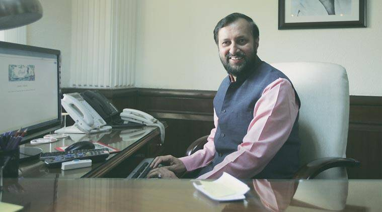 Prakash Javadekar, Environment ministry, Environment projects, Prakash Javadekar BJP, forest land, reforestation, new government projects, forest land, Forest Conservation Act, afforestation, Indian express