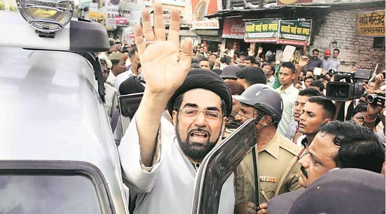 Kalbe Jawwad, Mulayam Singh Yadav, Shia Cleric, Samajwadi Party, Shia Waqf Board, Kalbe Jawwad Mulayam Singh, Lucknow news