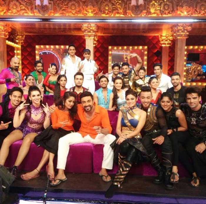 Image result for ashish chowdhry in jhalak dikhlaja
