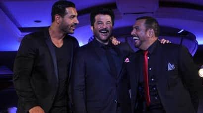John Abraham, Anil Kapoor, Nana Patekar, Welcome Back, Welcome Back trailer launch photos