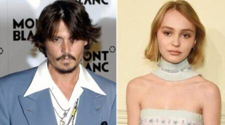 Johnny Depp's daughter Lily-Rose becomes new face ofChanel