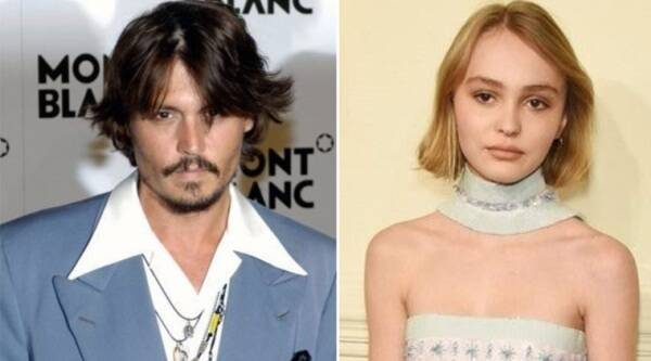 Johnny Depp, Lily Rose Depp, Johnny Depp Daughter, Vanessa Paradis, Lily Rose Depp Chanel, Johnny Depp Lily Rose, Lily Rose Johnny Depp, Lily Rose Johnny Depp Pictures, Lily rose Depp Chanel New face, Lily Rose Depp Father, Lily Rose Depp mother, Entertainment news