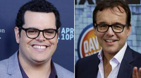 Josh gad, Chris Columbus, Pixels, Josh gad Chris Columbus, Josh Gad Pixels, josh Gad Movies, Entertainment news