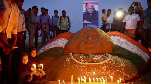 Nation bids tearful adieu to APJ Abdul Kalam