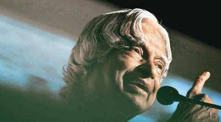 Salaam, President Kalam: The end came in the company of students