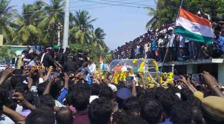APJ Abdul Kalam laid to rest with full state honours at Rameswaram