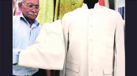 The man behind Kalam's suits in Delhi's Karol Bagh