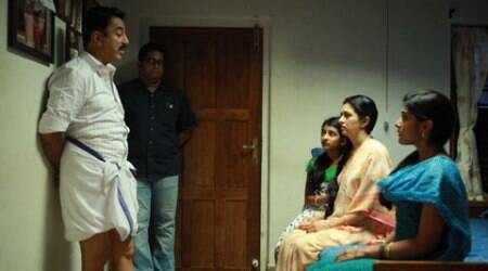 Kamal Haasan to skip 'Papanasam' screening for Gautami's birthday