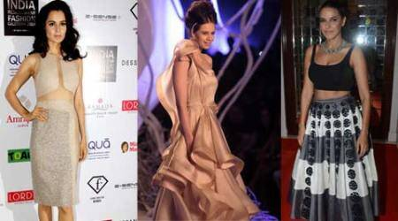 Kangana, Neha are stylish actresses: Kalki Koechlin