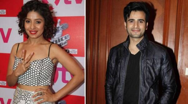Karan Tacker, actor Karan Tacker, sunidhi chauhan, singer sunidhi chauhan, entertainment news