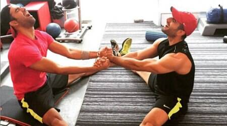 Karan Tacker, actor Karan Tacker, Karan Tacker Yoga, Karan Tacker Gym, Karan Tacker Practices Yoga, Karan Tacker Yoga Connection, Karan Tacker Yoga Follower, Karan Tacker The Voice India, Karan Tacker Yoga Daily, Karan Tacker yoga Poses, Karan Tacker Yoga Session, Entertainment news