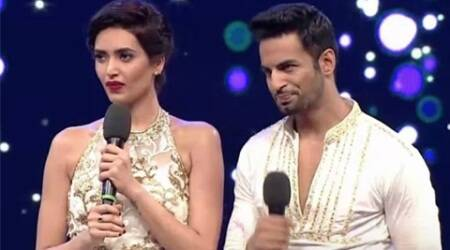 'Nach Baliye' couple Karishma Tanna – Upen Patel denies cheating in lie-test