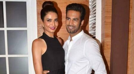 karishma tanna, upen patel, karishma upen, nach baliye, karishma tanna nach baliye, upen patel nach baliye, karishma upen bigg boss, karishma upen marriage, karishma tanna upen patel marriage, karishma tanna marriage, upen patel marriage, entertainment news, television news