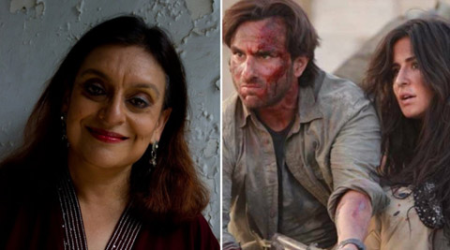 Dev Anand's niece Sohaila Kapur to make a Bollywood comeback with 'Phantom'