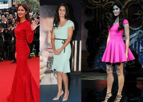 Happy Birthday Katrina Kaif: Top 10 looks of Bollywood's 'Barbie'
