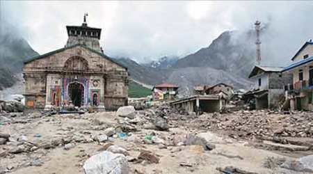 Kedarnath temple, Rebuilding Kedarpuri, Kedarnath temple, Kedarnath temple Uttarakhand, 2013 flash floods, Uttarakhand, India news, Nation news