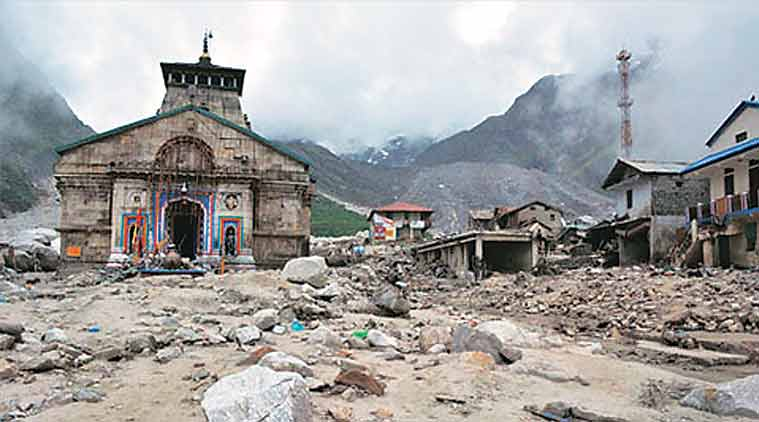 rebuilding kedarpuri uttarakhand�s master plan aims to