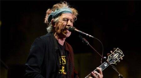Keith Richards, singer Keith Richards, rolling stones, Keith Richards rolling stones, Keith Richards new song, Keith Richards news, entertainment news