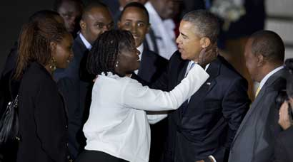 Barack Obama, Kenya, Obama Kenya, Kenya Obama, Obama in Kenya, Obama family, Obama kenya photos, obama family photos, obama family kenya, kenya obama family, photos obama kenya, kenya photos obama, obama news, kenya news, world news, indian express