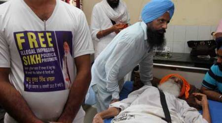 Fasting activist Surat Singh Khalsa put on IV after refusing water