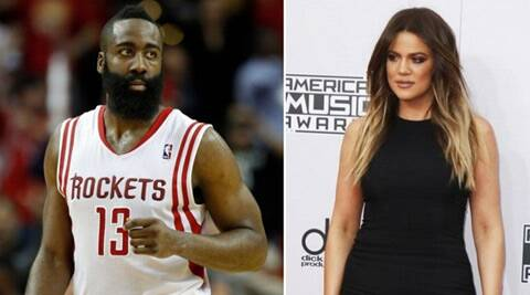 Khloe Kardashian, James harden, Keeping up with the Kardashian, realtity tv star khloe Kardashian, NBS star James Harden, Lamar Odom, Khloe Kardashian James Harden, Khloe Kardashian james Harden Dating, Khloe Kardashian james Harden realtionship, entertainment news