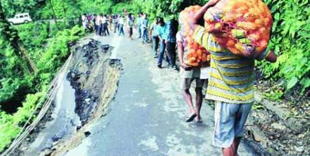 Malin landslide: A year later, SDRF remains a forgotten force