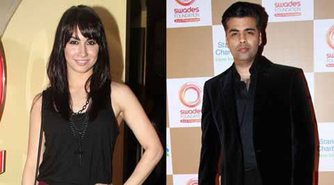 Lauren Gottlieb, karan johar, actress Lauren Gottlieb, Lauren Gottlieb movies, Lauren Gottlieb upcoming movies, karan johar movies, Lauren Gottlieb karan johar, entertainment news
