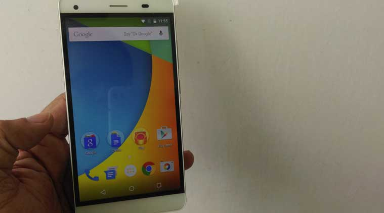 super popular 70a1b 2b9f5 Lava Pixel V1 first look: Android One phone with 32GB priced at Rs ...