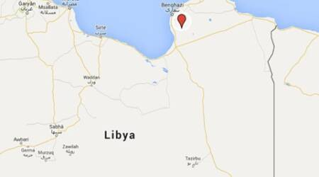 Libya: Gunmen storm TV station as UN-backed government told toleave