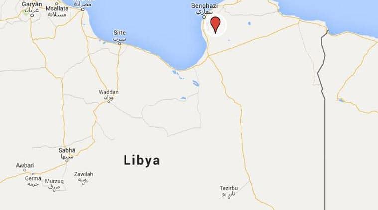libya, War planes, Ship, Libya war planes, libya ships, libya ship attack, libya plane attack, libya news, indian express news, middle east news, world news