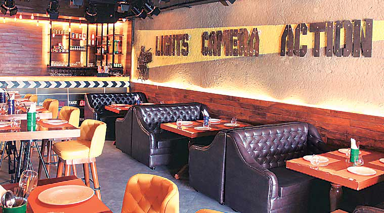 talk, food review, food and wine, delhi eatery, EDM-beats, Air Bar, food,  Sallu hit, Indian Express
