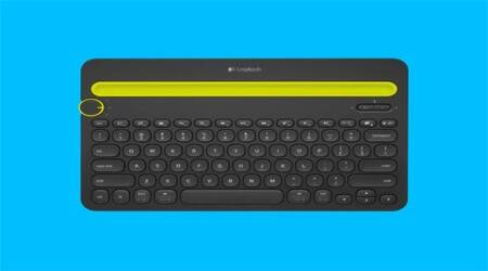 Logitech Bluetooth Keyboard K480 launched at Rs 2795, supports 3 devices at once
