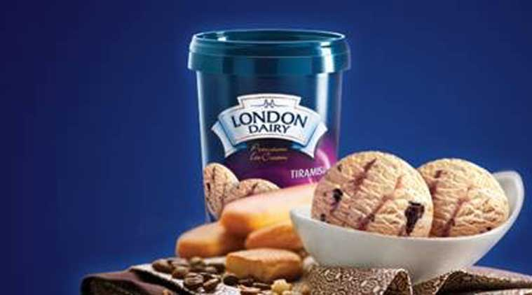 Uber offers free London Dairy ice cream at your doorstep