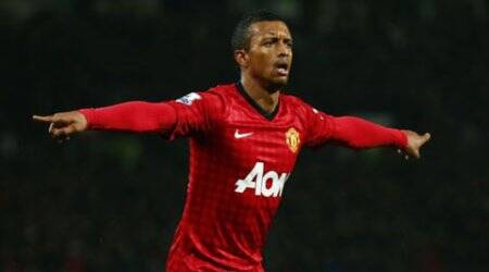 Fenerbahce sign Nani from Manchester United